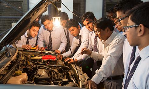 Graduate Engineer Trainee- Irungattukottai